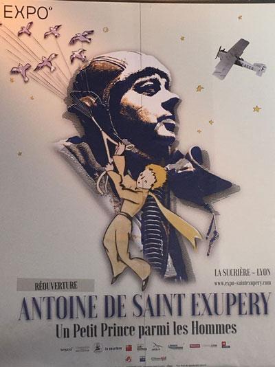 Protégé: Antoine de Saint Exupéry, un Prince parmi les Hommes